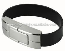 Bracelet Leather 2GB Usb Flash Drive