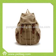 Outdoor Waterproof Canvas Backpack