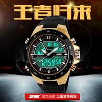 Alibaba express hot sales automatic movement, 2014 high quality men's sports quartz watches japan movt