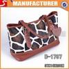 alibaba china fashion bags&handbags, leopard shoulder bag, leopard print handbag