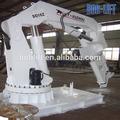 16t nova construção braço do guindaste hidráulico para máquinas de construção com certificado do ce para venda sq16za4t