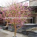 Sjzzy0820 casa e jardim falso árvore e planta, Ao ar livre decorativa árvore artificial de cereja