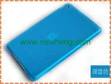 Crystal Clear Soft tpu case for iPad Mini