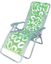 Italian fashion design modern leisure beach sun bed lounge