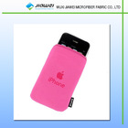 2014wuxi microfiber smartphone pouch