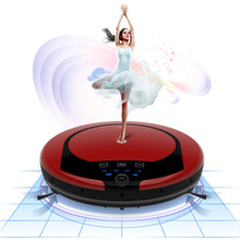 2014 hot sale smart mini auto cordless rechargeable vacuum cleaner, automatic big dust capacity floor sweeper