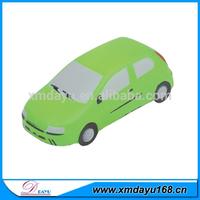 Promotion PU Foam anti Stress Car,Car Shape Stress Ball