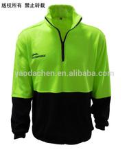 Fluorescence warm and soft polar fleece pullover