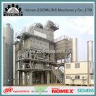 ZAP-S120 twin-shaft asphalt mixer