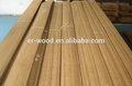 impiallacciatura di legno di teak foglio