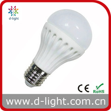 180 day light LED bulb dimmable 5w ceramic SMD2835 high lumen