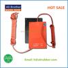 Flexible Silicone Heated Mat/Sheet Aluminium Plate Auxiliary Heating