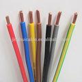 Gros de fournitures prix factroy 2.5mm électrique. 2,5 mm fil fil de cuivre échoués