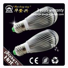 Good quality RGB Epistar LED light manufacturer 22w 2g11 pl led bulb light
