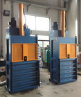Plastic Scrap Compress Baling Machine