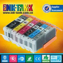 Compatible canon pgi-750 cli-751 ink cartridges for canon PIXMA MX727/PIXMA MX927/PIXMA Ip7270