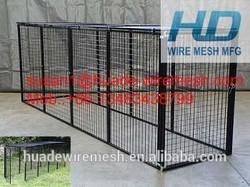 Folding pet fence/portable dog fenc /outdoor pet gate