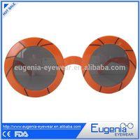 2014 Best Quality Contemporary Designs Pinhole Glasses With Custom Logo