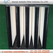 A pieghe 287*592*292mm compressore di aspirazione filtro aria