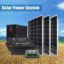 100w 24v solar panel for solar power generator ,high conversion ,low price