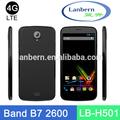 4G LTE soem-odm niedrigen preis china handy 2014 1,3 GHz 5,0 qHD android 4.4kk mt6582 weltweit meistverkauften produkte lb-h501