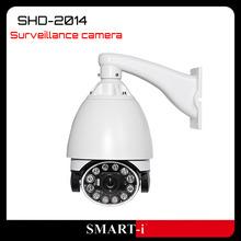 """SHD-2014 IP66 800TVL/900TVL 1/3""""1/4""""CMOS IR PTZ Speed Dome TOP 10 CCTV Cameras"""