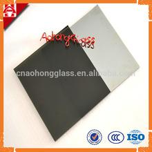 3mm 4mm 5mm 6mm Black mirror glass sheet