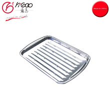 101589 Airline Catering Aluminum Foil trays For Lunch