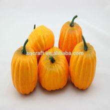 Cheap Fake Artificial Fruit Fake Pumpkin