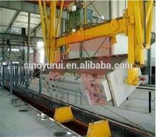28 years 2013 fly ash brick making machinery150000cbm