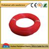electrical wire pvc 6 core fiber optic cable copper/aluminium conductor