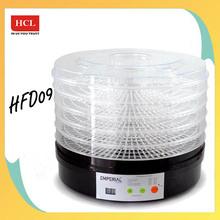 electric professionalLCD Display 5 Trays Food Dehydrator