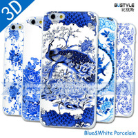High Quality Brand Bustyle Custom Design 3D Embossing Mobile Cover For iPhone 6 Phone Case Wholesale Cover all phones