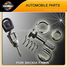 FOR SKODA FABIA DOOR LOCK REPAIR KIT FRONT-RIGHT skoda fabia door lock repair