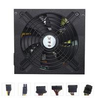 PSU 850 Watt 850W ATX Power Supply 12V v2.3 EPS12V PCI-Express Sata 20/24 PIN with 140mm Fan