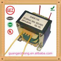 110 to 24 volt transformer