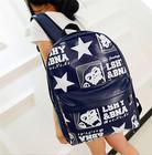 2014 Fashion trendy cool school bag backpack fashion leather