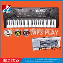 61 KEYS WITH MICROPHONE W/USB/PLUG HC215777