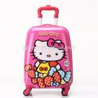 kids school bag travel trolley luggage bag