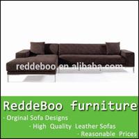 2014 hot sell trendy new fabric sofa sets design