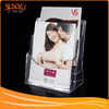 Wholesale clear acrylic a5 plastic document holder