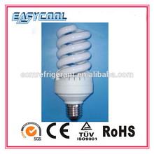 Low Price Tri Phosphor CE, LVD, EMC, RoHS, GS T2-Full Spiral 25W cfl light bulb
