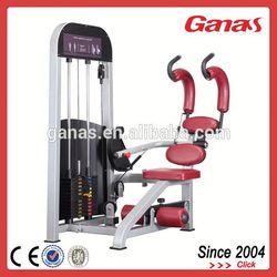 Fitness body building equipment ab exercise equipment