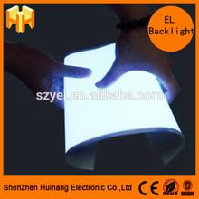 EL Panel/Sheet/Pad/Back Light/Display/Backlight light up white