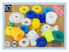 colorful hot sale small nylon pom plastic pinion gear