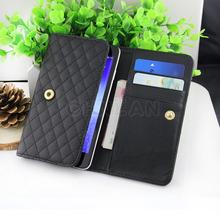 Fashion Handbag Purse Case for Women for 4s/5g/5s/6g/s4/s5/note3 Universal Wristlet Purse Wallet Leather Case