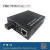 100MBase single fiber rgb to vga converter