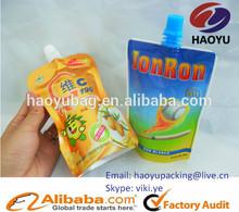 Accept Custom Order and Laminated Material,QS certificate Material plastic bag cap