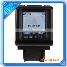 Dual Sim Waterproof Android Watch Phone