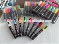 white liquid chalk, popart white chalk pen, liquid chalk marker white